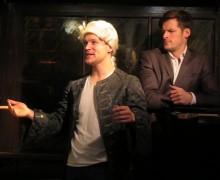 Mozart and Salieri at Phenix Artist Club