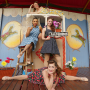 Les Femmes Circus Spiegeltent Brighton