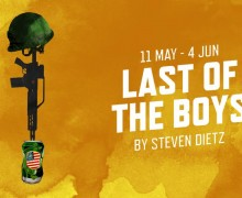 last of the boys southwark playhouse