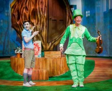 James and the Giant Peach - Polka Theatre