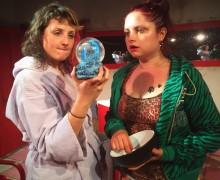 Ffion Jones and Sophie Hughes in Ugly Lovely (c) Velvet Trumpet (1)