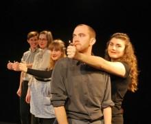 Bric à Brac Theatre, Ash, Yorkshire, Alice Devlin, Roxanne Browne, Lecoq, Edinburgh, Edinburgh Fringe, Festival, Theatre