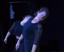 Entrails, Joseph Heller,theSpace@ Venue 45,, Edinburgh, Edinburgh Fringe 2016, Roisin O'Brien, dance