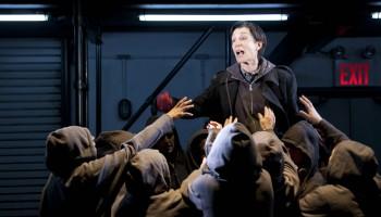Donmar Shakespeare Trilogy YOUNG+FREE Harriet Walter Brutus Julius Caesar