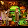 Little Shop of Horrors, The New Wimbledon Theatre, Rhydian, Sam Lupton, Stephanie Clift