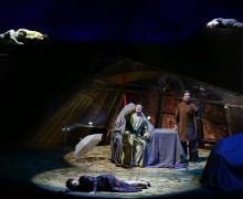 London Coliseum, Shanghai Opera company, Shanghai Grand Theatre Arts Group, Cao Yu, Mo Fan, Zha Mingzhe, Xu Xiaoying, Han Peng, Ji Yunhui