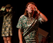 The Flanagan Collective, Snakes and Giants, Hannah Davies, Alexander Wright, Veronica Hare, Holly Beasley-Garrigan, Summerhall, Edinburgh, Edinburgh Fringe, Festival, Theatre