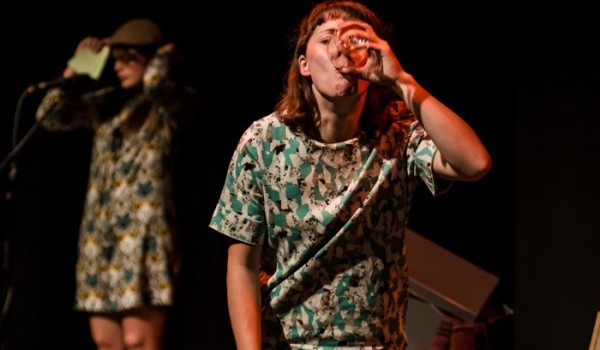 The Flanagan Collective, Snakes and Giants, Hannah Davies, Alexander Wright, Veronica Hare, Holly Beasley-Garrigan, Summerhall, Edinburgh, Edinburgh Fringe, Festival, Theatre