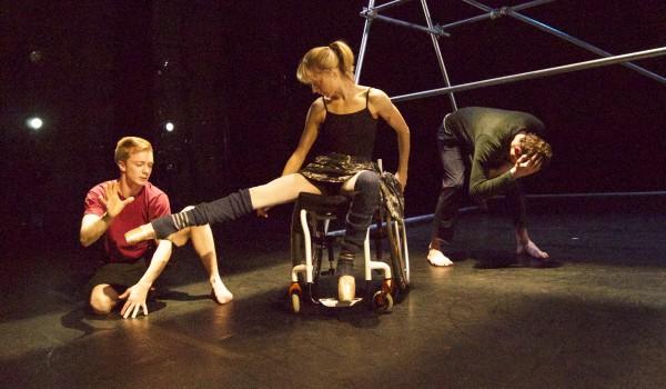 Suzie Birchwood, ballet, Sadler's Wells, Lilian Baylis Studio, Arc, Peter Baldwin, Silver Birch Dance Company, ActOne ArtsBase, Generalised Dystonia, Dystonia, disability, dance, Candoco, Stop Gap, Ballet Cymru