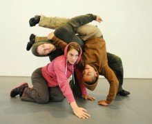 Dance, Arch 8 Dancers, Stratford Circus Arts Centre, Contemporary, Children's theatre, Tetris, Erik Kaiel, Dance Umbrella Festival