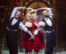 Side Show, Southwark Playhouse, Louise Dearman, Laura Pitt-Pulford, Dominic Hodson, Haydn Oakley, Bill Russell, Henry Krieger, Jay Marsh, takism, Matthew Cole