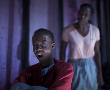 Theresa Ikoko, youth, Boko Haram, Chibok schoolgirls, police, Soho Theatre