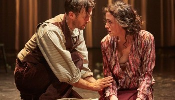 York Theatre Royal, English Touring Theatre, York, Yorkshire, Theatre, D. H. Lawrence, Lady Chatterley's Lover, Hedydd Dylan, Eugene O'Hare, Jonah Russell, Phillip Breen, Rachel Sanders, Natasha Chivers, Laura Hopkins