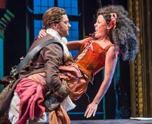 The Libertine, Stephen Jeffreys, Dominic Cooper, Ophelia Lovibond, Theatre Royal Haymarket, Jasper Britton, Will Barton, Cornelius Booth, Will Merrick, Mark Hadfield, Alice Bailey Johnson, Richard Teverson, Nina Toussaint-White, Lizzie Roper, Terry Johnson, Tim Shorthall, Restoration, John Wilmot