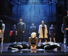 Grand Opera House York, Ambassador Theatre Group, Willy Russell, Blood Brothers, Bill Kenwright Ltd, Lyn Paul, Sean Jones, Mark Hutchinson, Dean Chisnall, Sarah Jane Buckley, Adam Walmsley, Nick Richings