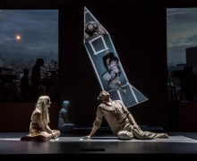 Lazarus at Kings Cross Theatre