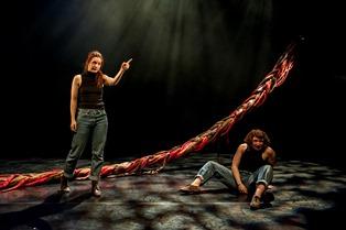 Blue Elephant Theatre, Elefeet Dance Festival, MAZPOD, Pheobe Ophelia Douthwaite, Marianne Tuckman, Laurence Marshall, Yara Li Mennel