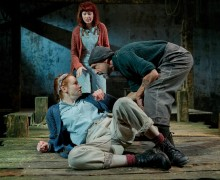 Simon Gregor, Southwark Playhouse, Emily Jones, Carla Langley, Rona Morrison, Alice Hamilton, Matt Grinter
