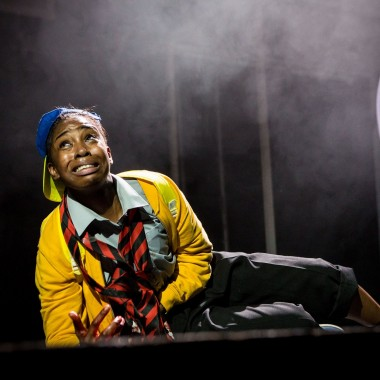 National Youth Theatre, Romeo and Juliet, DNA, Pigeon English, Paul Roseby, 60th anniversary, Gbolahan Obisesan, Dennis Kelly, The Ambassadors Theatre
