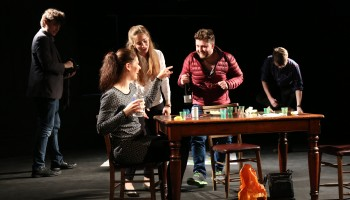 Alisdair Kitchen, Euphonia Studio, Chekhov, Drayton Arms Theatre, Rye Creative Centre, Rye Arts Festival, The Bear, The Proposal, On the evils of tobacco, opera
