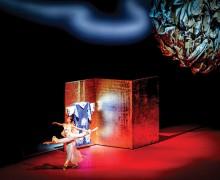 Sadler's Wells, National Ballet of China, Li Liuyi, Fei Bo, Zhu Yan, Zhang Jian, Jia Pengfei
