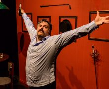 Oliver Reed: Wild Thing, The King's Head Theatre