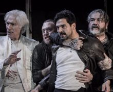 The Lower Depths, Arcola Theatre