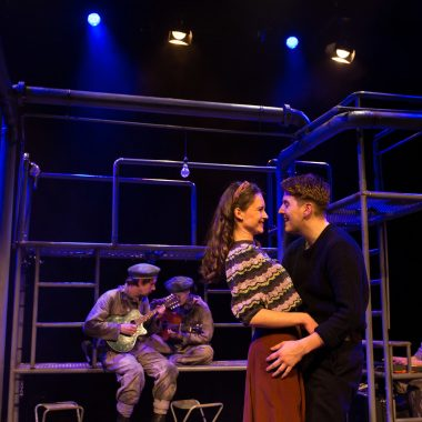 Narvik, Lizzie Nunnery, Box of Tricks, Hannah Tyrell-Pinder, Everyman Theatre, The Sum, Tamara Trunova, The People Are Singing, The Royal Exchange, Manchester, Liverpool, World War II, war, politics, Brexit, Vidar Norheim, history