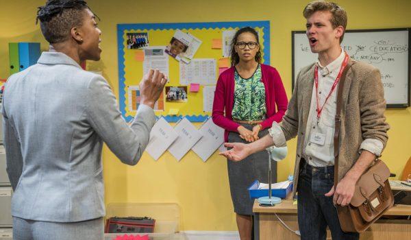 School Play, Southwark Playhouse