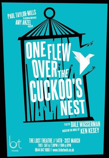 one flew over the cuckoos nest review As well as being regarded as a classic novel and film, 'one flew over the cuckoo's nest' is generally considered to have left a lasting impact on the field of.