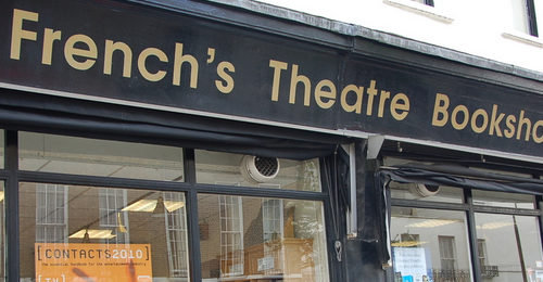 Samuel French Bookshop