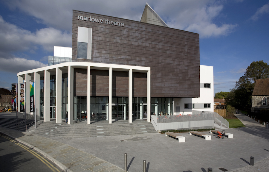 Guest Blog Training At The Marlowe Theatre