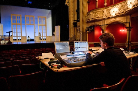 Guest Blog Being A Stage Manager And Lighting Technician