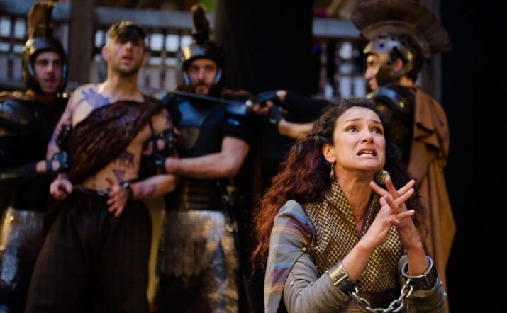 titus andronicus and revenge Vengeance - revenge is undeniably the biggest theme in titus andronicus we have temora, the captured queen of the goths planning on revenge against titus and the rest of the andronici,.