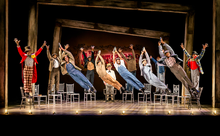 critique the scottsboro boys an The story of the scottsboro boys is based on a trial that hinged on one person's word against another after this program was aired, victoria price street sued nbc for libel and invasion of privacy the suit was eventually dropped.