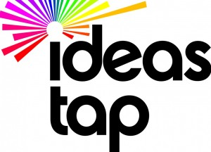 IdeasTap cut out