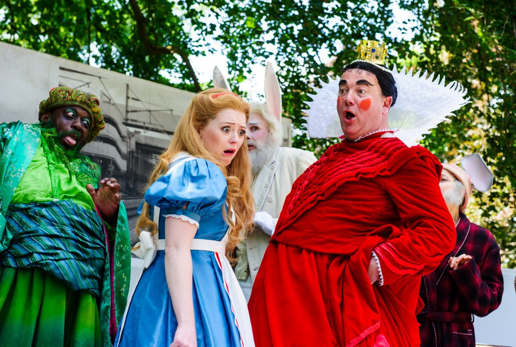 Image Feature: Alice's Adventures in Wonderland