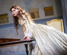 La Traviata by Verdi @ Royal Opera House © Tristram Kenton