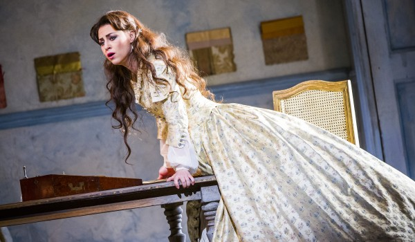 La Traviata by Verdi @ Royal Opera House © Tristram Kenton