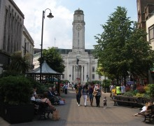 Lutonia Arts festival to launch in the town.