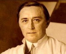 Nazi doctor Carl Peter Værnet