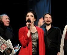 A Kingdom for a Stage (c) Charlene Segeral