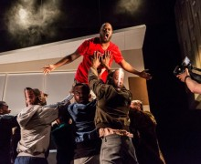The Suicide, National Theatre (c) Johan Persson