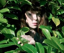 Woman in Garden-Brighton Fringe