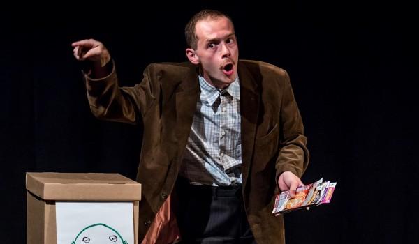 Anything Other Theatre Company, Tommy Burgess, Martin Brett, Edinburgh, Edinburgh Fringe 2016