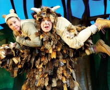 The Gruffalo, Olivia Jacobs, Tall Stories, Lyric Theatre, West End
