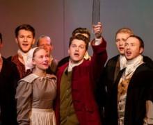 No Horizon, Andy Platt, Nicholas Saunderson, Yorkshire, Samuel Reid, Sophie Bradley, Louise Denison, Underbelly, Edinburgh, Edinburgh Fringe, Festival, Theatre