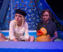Dirty Rascals, Camden Fringe, Lion and Unicorn Theatre, Lydia Lakemoore, Rosie Grundy-Orchison, Ashley Winter, Louise Wilcox, Pavlos Christodoulou