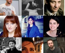 Jennifer Tuckett, Johnny McKnight, Julie Tsang, Katherine Nesbitt, Lisa Spirling, Louise Stephens, Morna Young, New Writing, Oliver Emanuel, philippa mannion, Rob Drummond, Scotland, Theatre503, View From Here