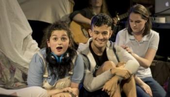 The Pleasance Courtyard, The Attic, Patch of Blue Theatre Company, Alex Howarth, Alex Brain, Lizzie Grace, Lloyd Bagley, Alex Simonet, National Autistic Society, Edinburgh, Edinburgh Festival 2016